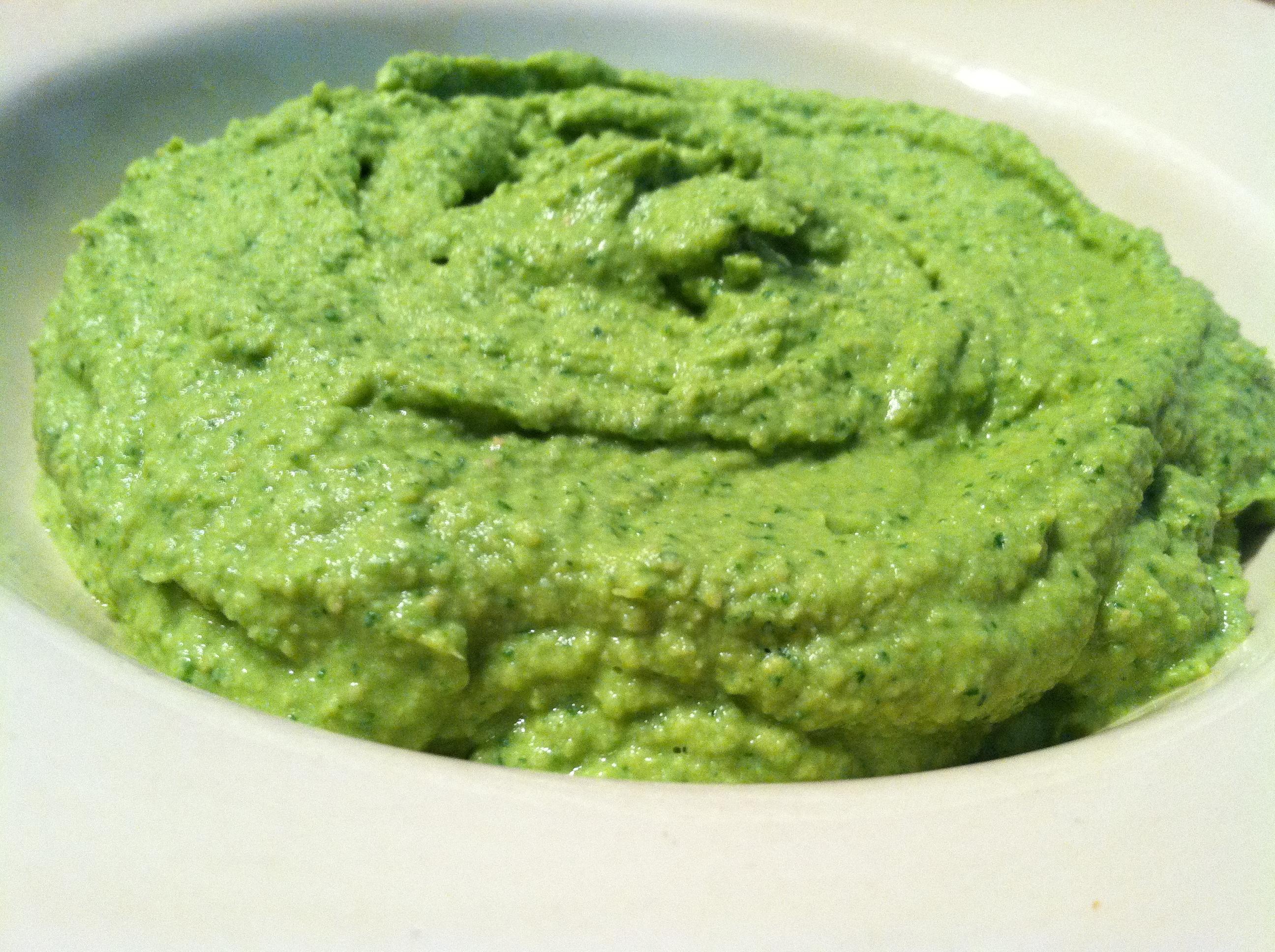 Spinach and Artichoke Hummus | Hummusapien